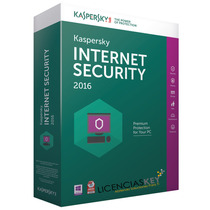 Kaspersky Internet Security 2016 3 Pc 1 Año | Cd Original