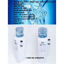 Dispenser De Agua Frio-calor Nacional Para Bidon 20 Lts
