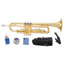 Yamaha Trompeta Ytr-2330 C/ Estuche Y Accesorios