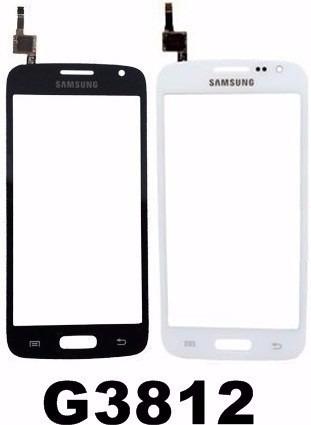 Touch Toque Samsung 3812 S3 Slim Branco E Preto - R$ 35,00 em Mercado Livre
