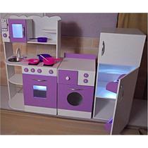 Cocina Para Niñas - Juguetes - Princesas Casita Infantil