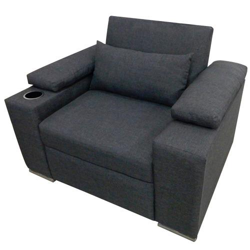 Sillon cama sofa cama modular muebles minimalista mobydec for Sofa cama individual