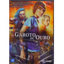 Dvd O Garoto De Ouro Original C/ Dublagem Lacrado Lançamento
