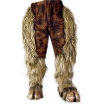 Disfraz Piernas Pantalon Hombre Lobo P/ Adultos Envio Gratis
