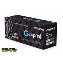Toner Hp 12a Compatible Maxiprint Hp 1015 / 3015 / M1005