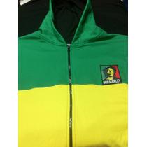 Polera Talla Grande Xl 2xl 3xl 4xl 5xl Rasta Bob Marley