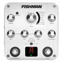 Pedal Para Violão Fishman Aura Spectrum Di De Efeitos