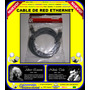 Cable De Red Ethernet Utp / Patch Cord / Cat 5 / 2 Metros /