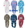 Enterito Carters Pijama Antidesliz M. Polar 8 Años Original