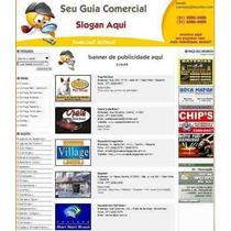 Script Guia Comercial E Classificados Amarelo Php