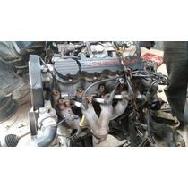 Motor Parcial Vectra 2.2 8v Gasolina 2000 Sem Acessórios .