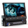 Dvd Automotivo Roadstar 7760 7 Tv Usb Blu Touc