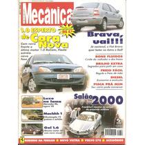 Revista Oficina Mecânica Nº157 - Fiesta - Brava - Salão 2000