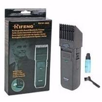 Kit Aparador E Barbeador Rifeng Trimmer Recarregável