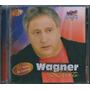 Cd Duplo Wagner Roberto - 20 Anos De Louvor [cd + Pb]