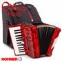 Hohnica By Hohner Acordeon A Piano 48 Bajos - Oddity
