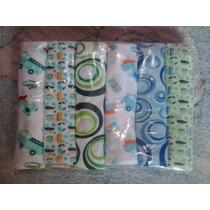 Pañales De Tela Para Bebes 100% Algodon (6panales)75cm*50cm