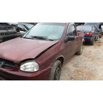 Sucata Gm Pick Up Corsa Gl 1997/1997 (somente Peças)