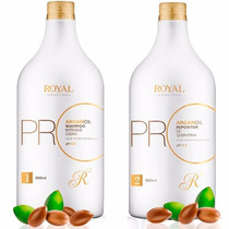 Escova Progressiva Royal 2x 1000ml