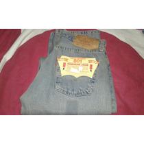 Pantalon(jeans) Levis Original 501, Talla: 29x32