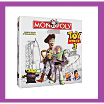 Monopolio Toy Story- Juguetes