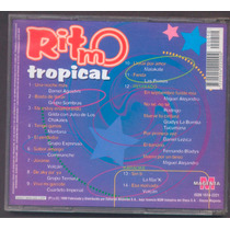 Artistas Varios - Ritmo Tropical 1 Cds.original