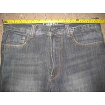 Pantalon Jeans Carbon (negro Focalizado)