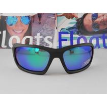 Lentes Solares Polarizados Floats F6012 Negro