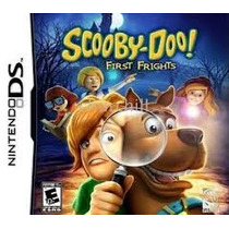 Juego Nintendo Ds Scooby Doo First Fright! Envio Gratis