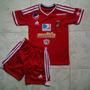 Uniformes Caracas Futbol Club 2011/2012rojo Solo Niños
