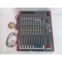 Consola Pasiva Reikpro Audio Profesional Zed12fx