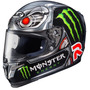 Capacete Hjc Rpha-10 Plus Speed Machine 56/58/60/62