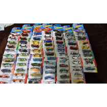 Lote De 72 Carritos Hot Wheels