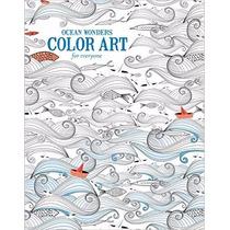 Ocean Wonders   Color Art For Everyone - Leisure Arts (6703)