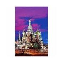 Puzzle 1000 Piezas Catedral San Basilio/brilla En Oscuridad