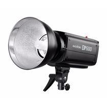 Flash Externo Para Estúdios Fotográficos Godox Dp600w