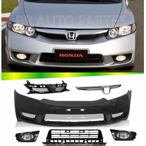 Kit Frente Completa Honda New Civic 2010 2011 2012