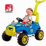 Carrinho Infantil Smart Bebê Criança Menino Veículo Passeio
