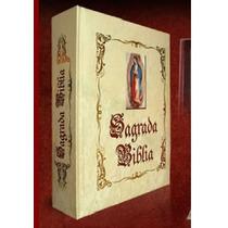 Sagrada Biblia Católica Virgen De Guadaluoe Ilustrada Nueva