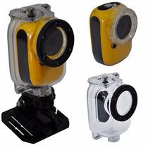 Mini Câmera Esportiva Sportcam 1080p 30 Metros Full Hd