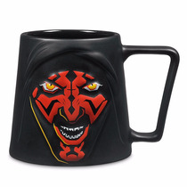 Star Wars Darth Maul Taza De Cerámica 12 Oz Disney Store