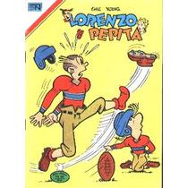 * Comic Lorenzo Y Pepita Ed Novaro N° 2-557 19x14 1979