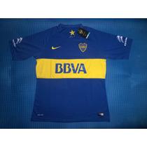 Nueva Camiseta Boca 2016 Oficial Stadium