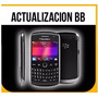 Formateo Blackberry Actualizacion Revision Software