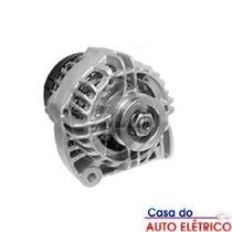 Alternador Com Motor Fire Amperes Fiat Uno 2001 A 2010