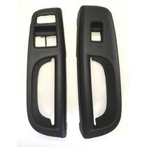 Moldura Puxador Porta Gol/voyage/saveiro G5 - Par