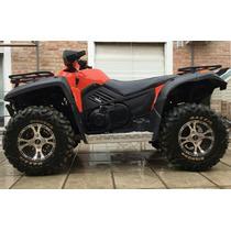 Np 650 Efi (cf Moto) 4x4 Chasis Largo