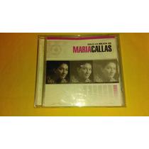 María Callas - Solo Lo Mejor De María Callas 2002 Cd