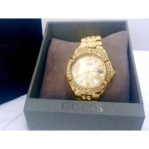 Reloj Guess Mujeres Tono Dorado U85110l1