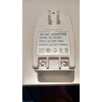 Transformador De 24 Volts Alternos Vac